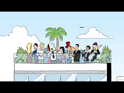 What is Public Relations? Video by Sketch-22 Illustrated Media