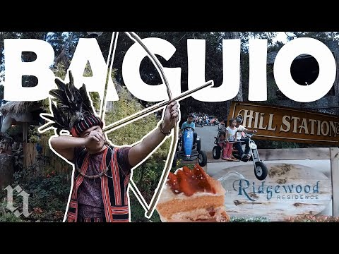 Best places to visit in Baguio, Philippines