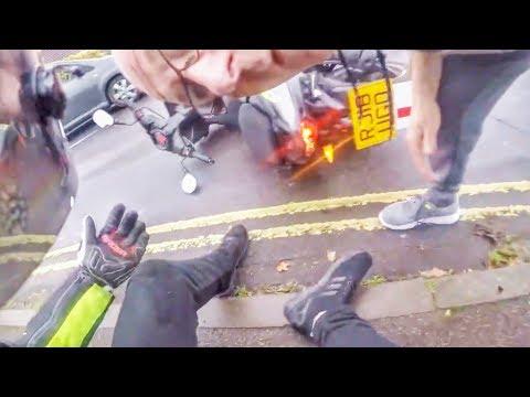 Stupid, Crazy, Angry & Nice People Vs Bikers 2018 [Ep.#591]