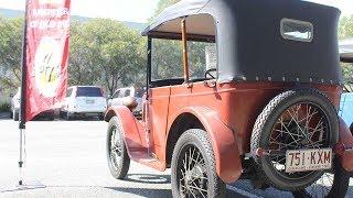 A Ride in a 1929 Austin 7