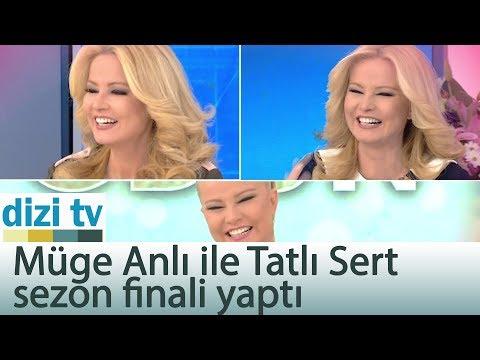 Müge Anlı ile Tatlı Sert sezon finali yaptı - Dizi Tv 599. Bölüm thumbnail