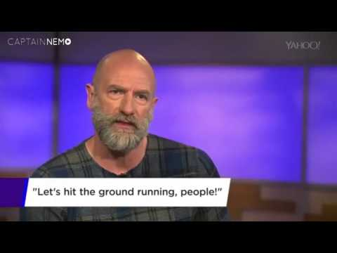 Graham McTavish Proves Everything Sounds Sexier in a Scottish Accent RUS SUB
