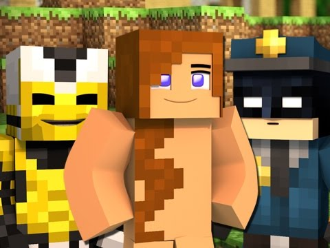 Minecraft - Rapping with The Crew! - CrewCraft Season 2 - Episode 37