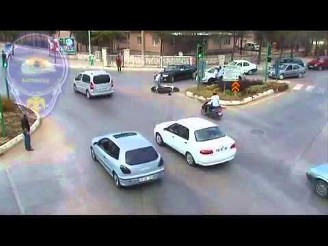 Muğla Mobese ve Trafik Kameralarına Takılan Kazalar, Deprem, Yangın Görüntüleri