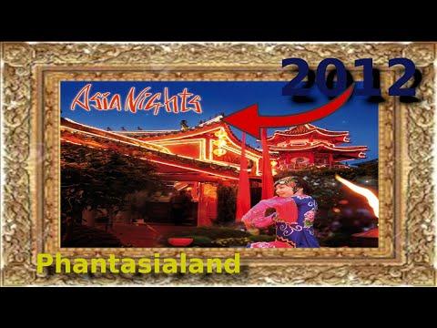Phantasialand - Asia Nights 2012