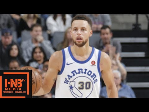 Golden State Warriors vs Sacramento Kings Full Game Highlights / Feb 2 / 2017-18 NBA Season