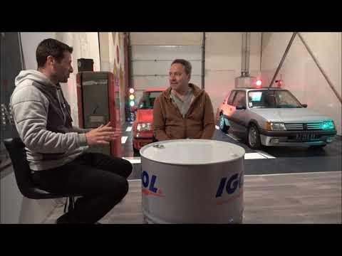 Reportage 205 GTI et Renault 5 GT Turbo dans passion auto sport du var