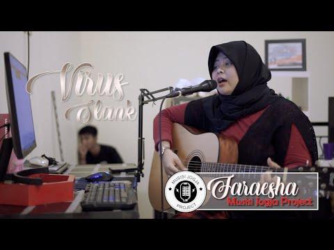 Slank Viruz Lirik Cover Akustik - Musisi Jogja Project   Faraesha
