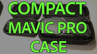 Perfect Compact DJI Mavic Case