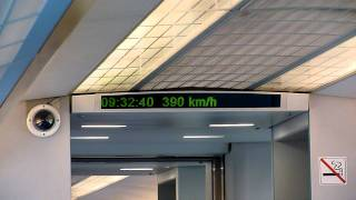 Shanghai Maglev Train - World
