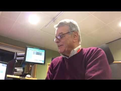 Tony Blackburn Live at the BBC Radio 2 Studio (11-3-17)