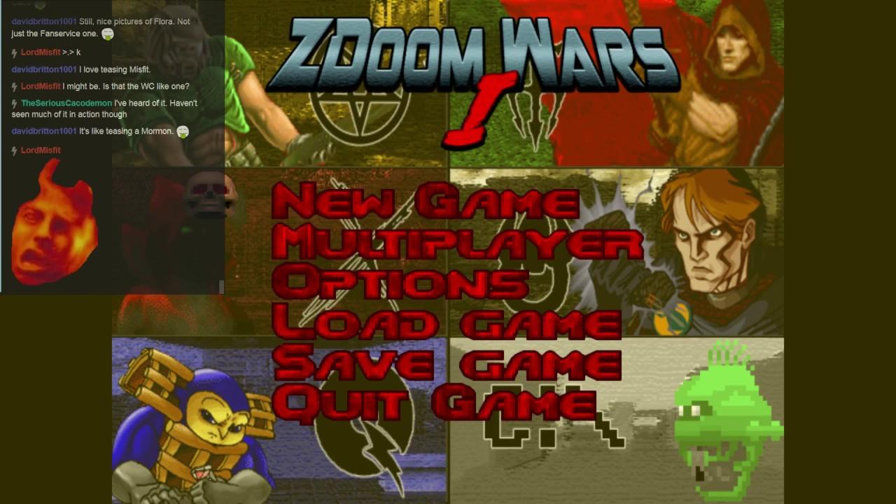 Live Stream: ZDoom Wars I - YouTube