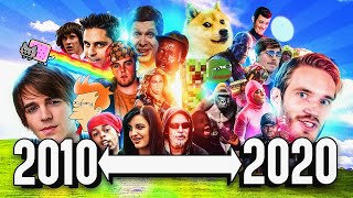 YouTube Rewind: The 2010's
