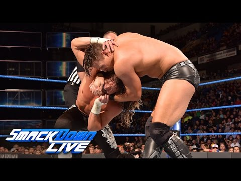 Dolph Ziggler vs. The Miz — Intercontinental Championship Match: SmackDown LIVE, Nov. 15, 2016