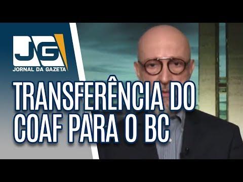 Jogo político! Estratégia de Bolsonaro para frear o Coaf. Vídeo.