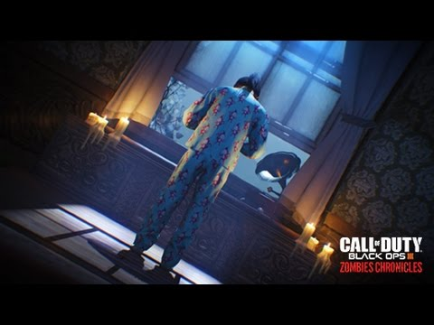Bande-annonce histoire Call of Duty®: Black Ops III Zombies Chronicles [FR]