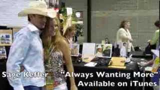 "CMA Music Festival, ""Always Wanting More""/ Sage Keffer greets his fans: Day 1 Video 29"