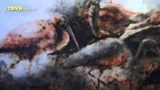 TGVH: Hội họa và âm nhạc trong hơi thở của Trung Nghĩa