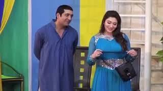 Funny Stage Drama Scene  Lahore-Pakistan