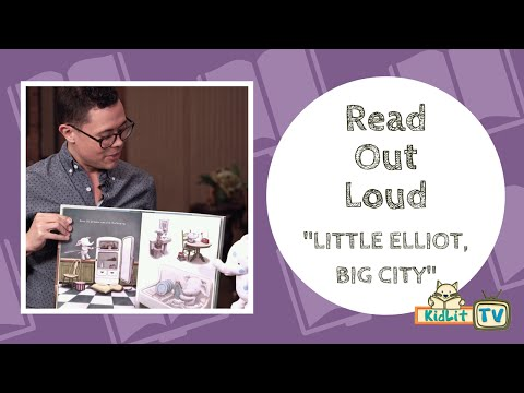 Read Out Loud | Mike Curato Reads LITTLE ELLIOT, BIG CITY