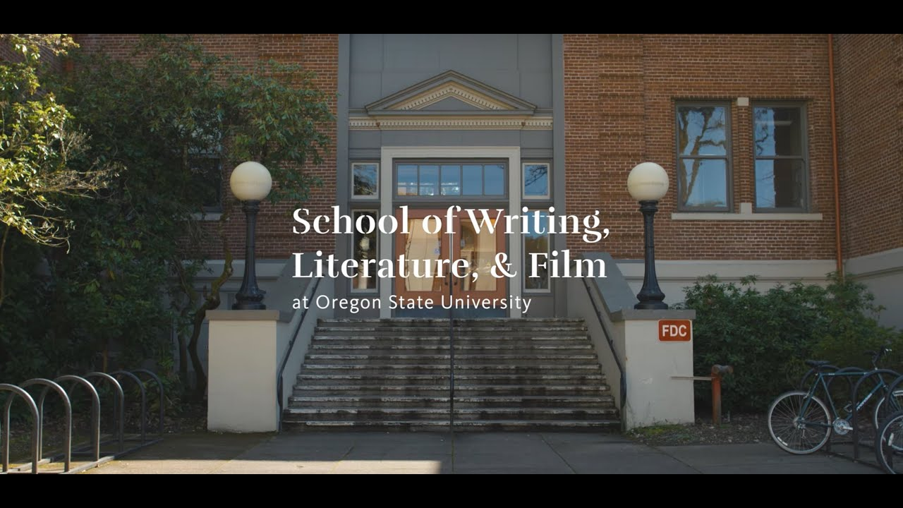 Support the Creative Writing Program