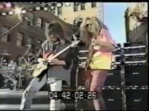 Van Halen - 1991 Dallas, TX Free Show