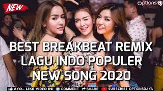 BEST BREAKBEAT REMIX DJ GALAU TERPOPULER 2020 FULL BASS