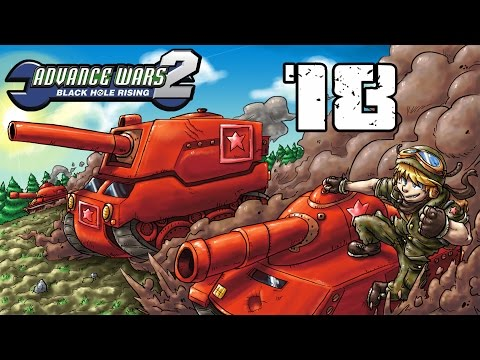 Let's Play Advance Wars 2 Black Hole Rising German18  Erfahrung bringt Kraft!