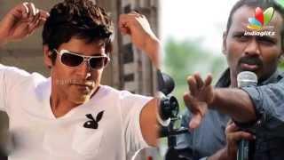 jackie shroff plays the antagonist for vikram pathu enrathukulla movie vijay milton