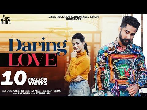 Daring Love  Full Hd  Varinder Brar  Sukh Sanghera  New Punjabi Songs 2019  Jass Records