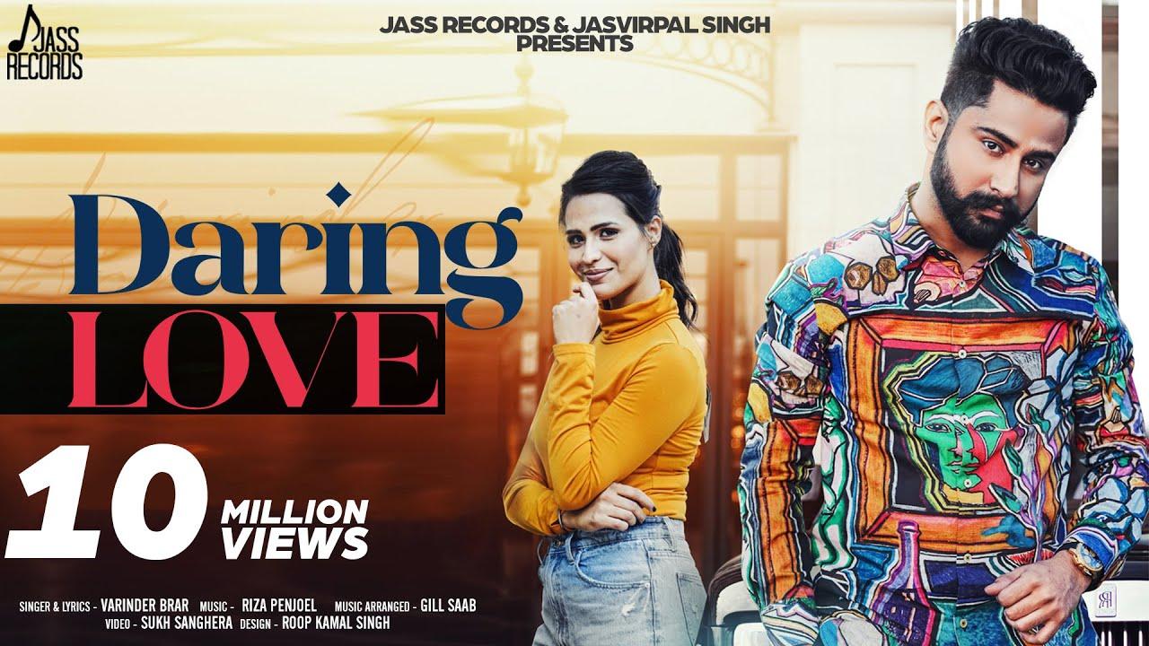 Daring Love | (Full HD) | Varinder Brar | Sukh Sanghera | New Punjabi Songs 2019 | Jass Records