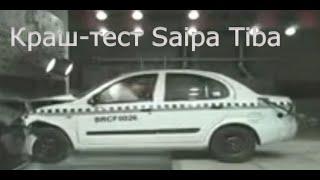 Краш-тест Saipa TIba \ Сайпа Тиба