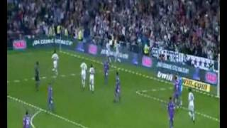 Real Madrid vs Valladolid 4-2 (Goals & Highlights) 17/10/2009