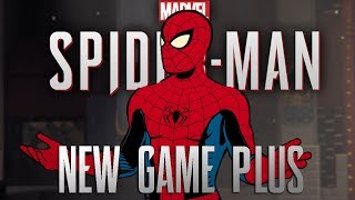 ULTIMATE DIFFICULTY IS EASY | Spider-Man PS4 New Game Plus