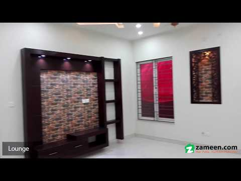 10 MARLA BRAND NEW HOUSE FOR SALE IN MEDIA TOWN RAWALPINDI