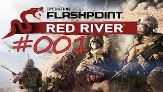 RED RIVER #001 - Ein Tonloser Start [Deutsch/HD] ♦ Let