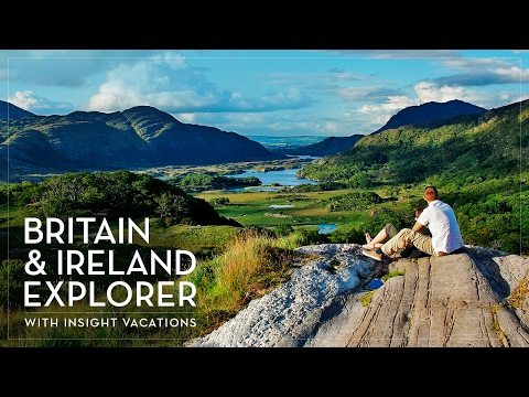 Britain & Ireland Explorer With Insight Travel Director Christina Bader