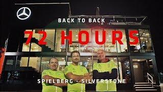 72 Hours   Spielberg to Silverstone
