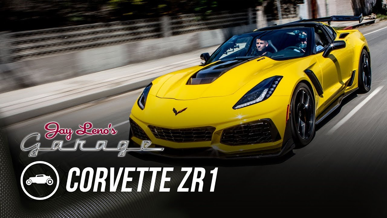 2019 Corvette ZR1 - Jay Leno's Garage