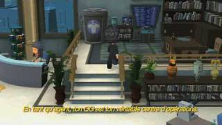 MySims Agents Walktrought