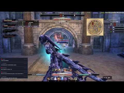 Elder Scrolls Online: Summerset [046] Schlachtfeld PVP – mit PVE Solo PET Zauberer! WIN! #eso