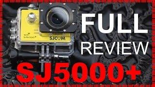 SJCAM SJ5000 Plus (SJ5000+) 16MP Wifi Action Camera - A cheap full HD alternative to GoPro
