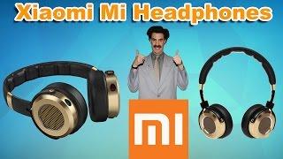 xiaomi Mi Headphones Обзор.
