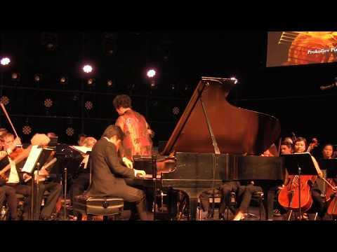 William Chen - Prokofiev Piano Concerto No. 3 in C Major, Op. 26