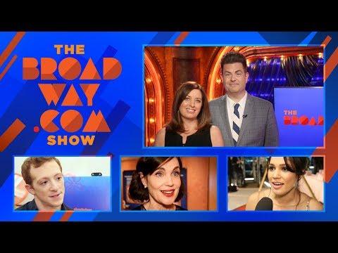 The Broadway.com Show - 10/13/17: SPONGEBOB SQUAREPANTS, SCHOOL OF ROCK, Idina Menzel & More