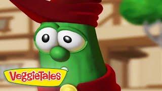 VeggieTales | SweetPea Beauty Clip | 25th Anniversary | Kids Cartoon | Kids Movies
