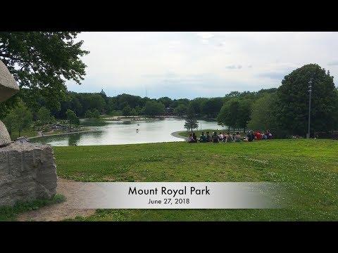 Mount Royal Park - June 27, 2018