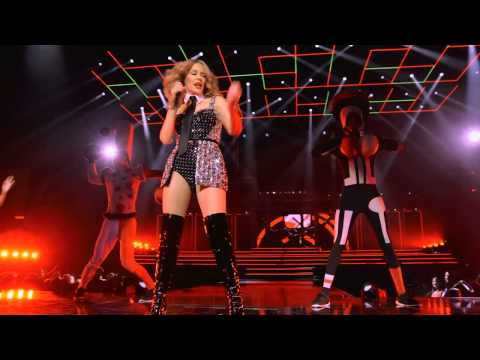 Kylie Minogue   Your Disco Needs You Kiss Me Once Live At The SSE Hydro   Glasgow