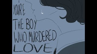 You Re The Boy Who Murdered Love Heathers Animatic Diana Vickers