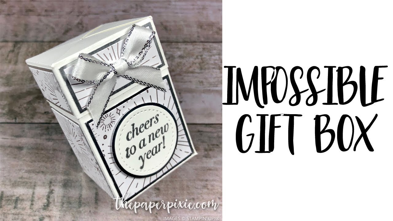 Impossible Gift Box - YouTube